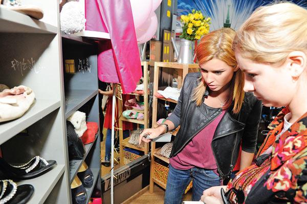 В Москве продано 150 вещей. В Питере результат планируют удвоить