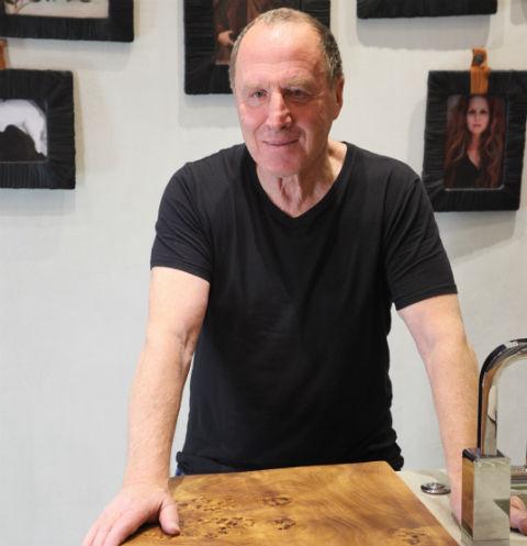 Владимир Стеклов в январе отметил 70-летие