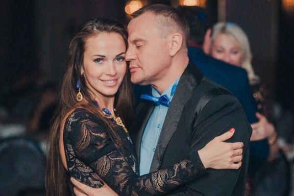 Евгения признается, что видит, как старается Степан восстановить мир в семье