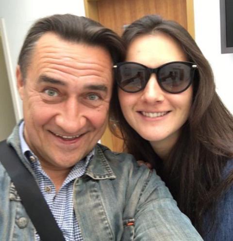 Камиль Ларин и Екатерина