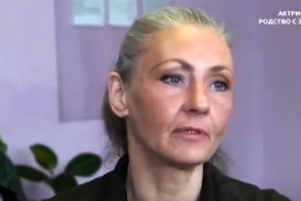 Юлия, вторая дочь Бориса Спиркина