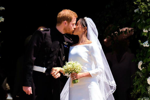 Свадьба Меган Маркл и принца Гарри стала событием мирового масштаба
