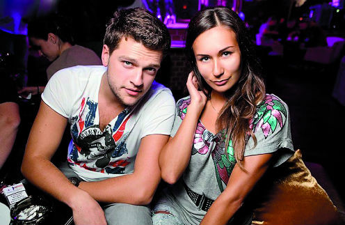 Кирилл и Юлия вместе уже пять лет, но о свадьбе речи пока нет