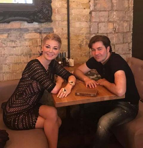 Мария Максакова и Евгений Нищук