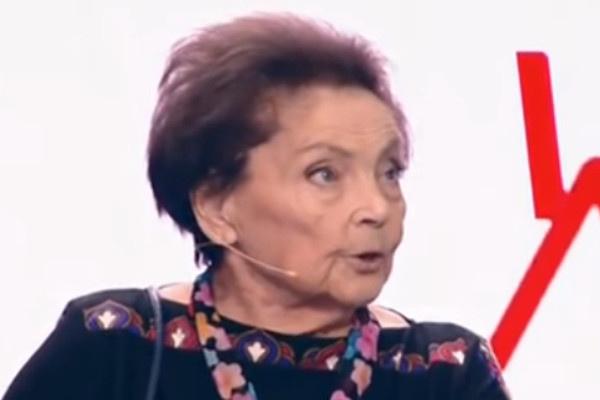 Людмила Брониславовна отстаивала интересы дочери и внучки на телевидении