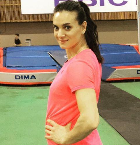 Елена Исинбаева очень хотела попасть на Игры в Рио