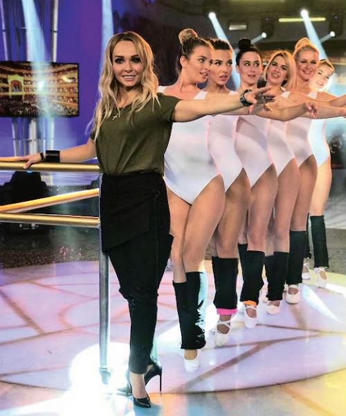 Варвина руководит танцевальной школой на «Доме-2»
