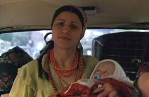 Сцена из фильма «Возвращение Будулая»