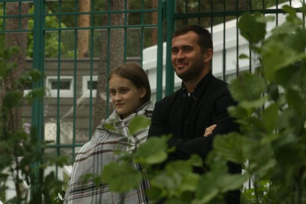 Александр Кержаков наблюдал за съемками клипа со стороны