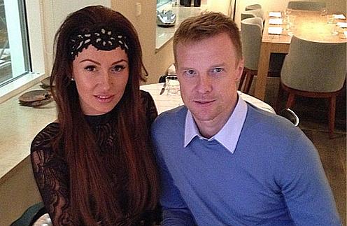 Екатерина и Вячеслав Малафеевы