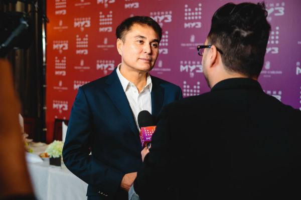 Ежегодно генеральный директор МУЗ-ТВ Арман Давлетяров и его команда устраивают масштабное шоу