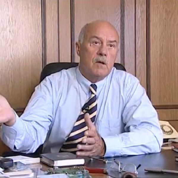 Говорухин предпочитал обсуждать в интервью только работу