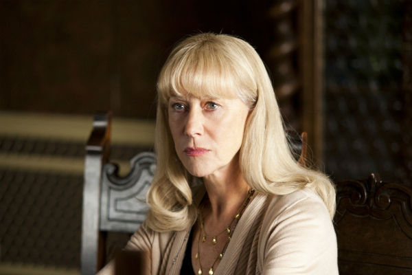 Хелен Миррен в сериале «Фил Спектор»