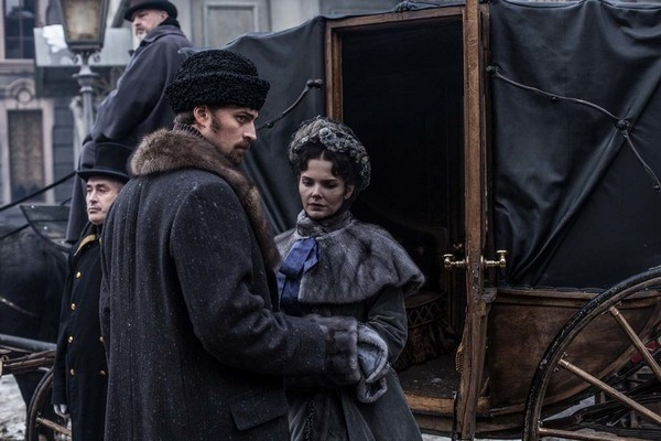 Сериал по роману Льва Толстого стал первым сериальным опытом Карена Шахназарова