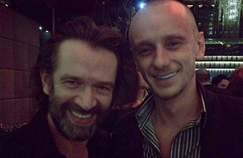 Владимир Машков и DJ Basov
