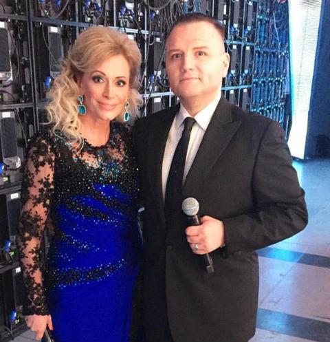Наталия Гулькина и Алексей Остудин