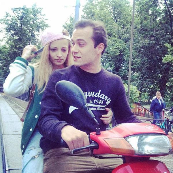 Актриса по-прежнему тяжело переживает потерю любимого. Никиты Быченкова не стало в июне прошлого года.