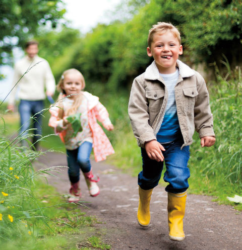 Засада в траве: как защитить семью от опасных клещей