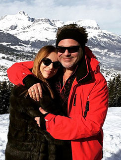 Наталья Подольская и Владимир Пресняков