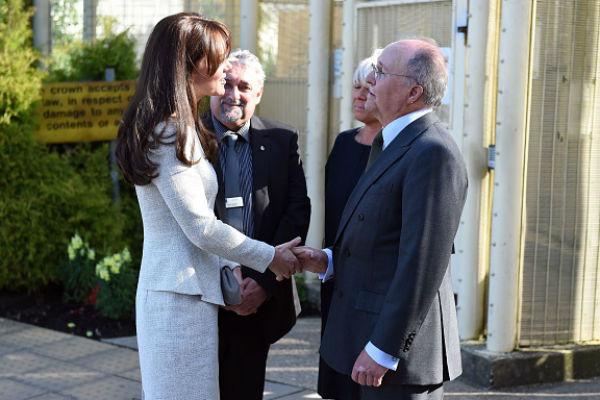 Многие британцы восхитились поступком герцогини