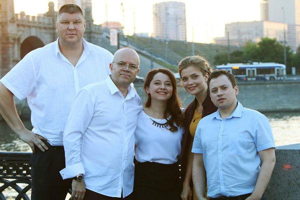 Алексей Климушкин в роли Сильвестра Андреевича