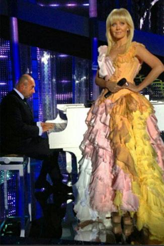Валерия и Игорь Крутой