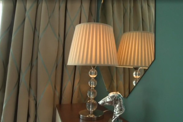Светильники стали настоящим украшением интерьера