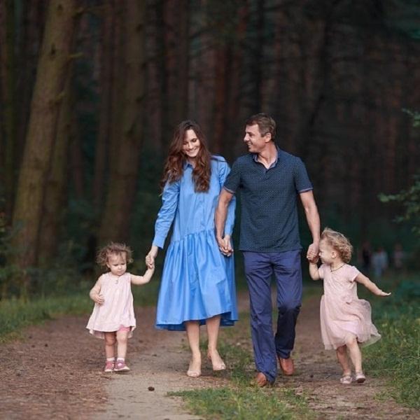 У Кристины и Игоря уже подрастают двое дочерей