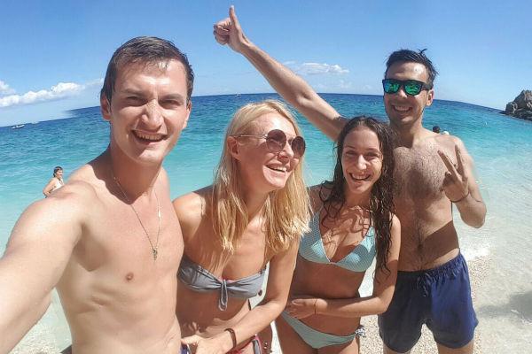 Андрей малахов фото пляж