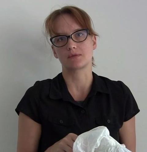 Наталья Шурыгина записала видеообращение к пользователям Интернета