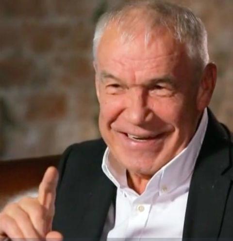Сергей Гармаш— советский и русский актёр театра икино, Народный артист РФ