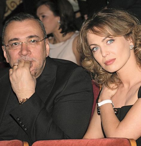 После развода бывшие супруги Константин и Яна сохранили ровные отношения