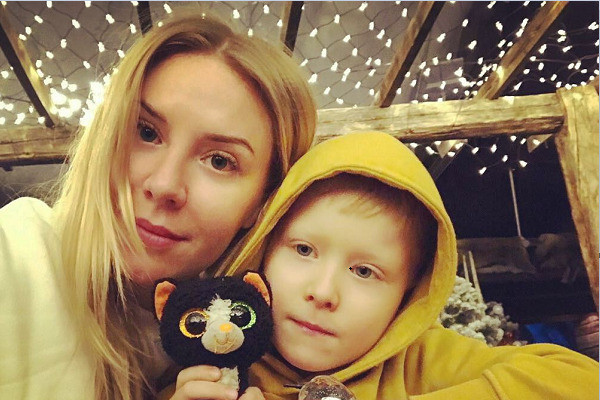 Шекунова долго не решалась стать мамой