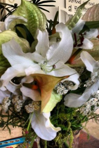 Цветы для любимой жены