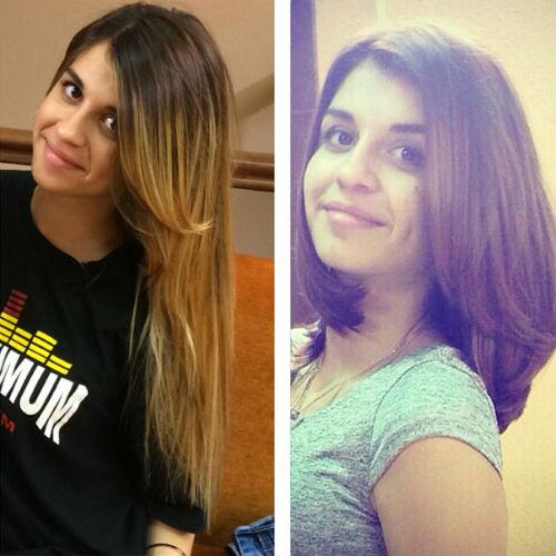 Алиана до и после преображения