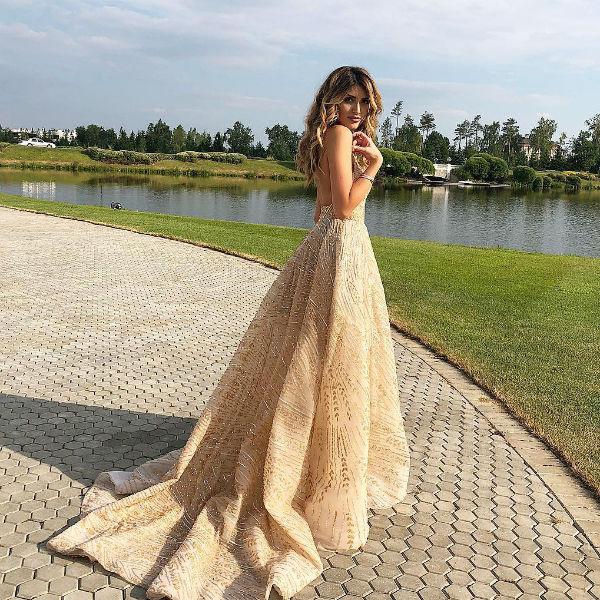 Сестра невесты Мария Чигиринская