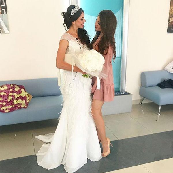 Платье Ольги стоило 600 тысяч