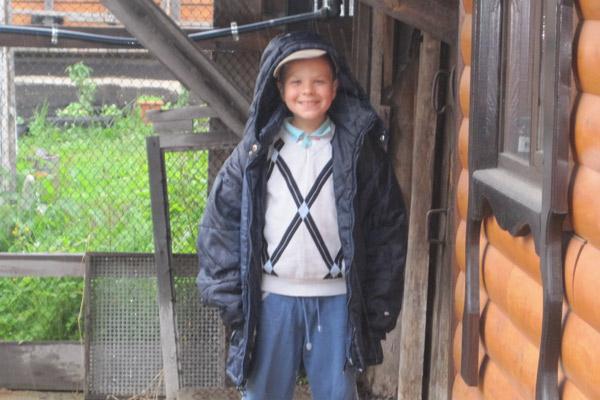 За два часа до аварии Лена сфотографировала сына Ярослава...