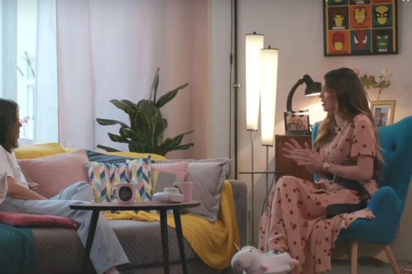 Регина Тодоренко показала гостиную