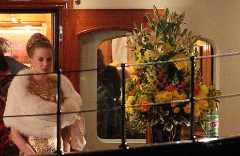 Николь Кидман феноменально похожа на принцессу Грейс