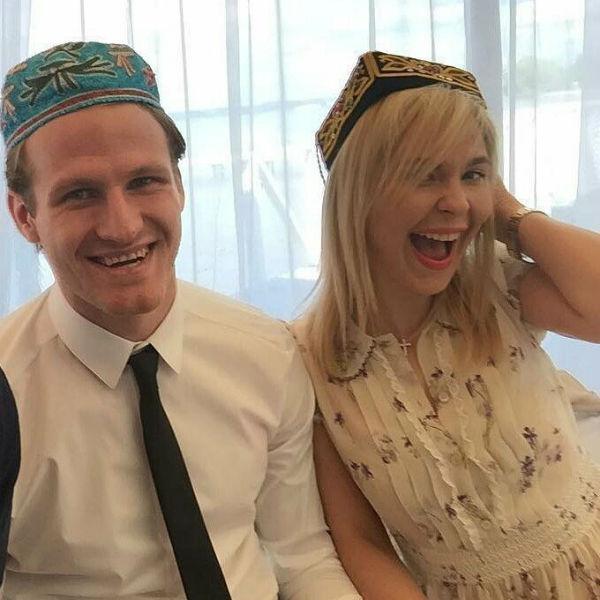 Иван Телегин и Пелагея стали родителями дочки Таисии в конце января