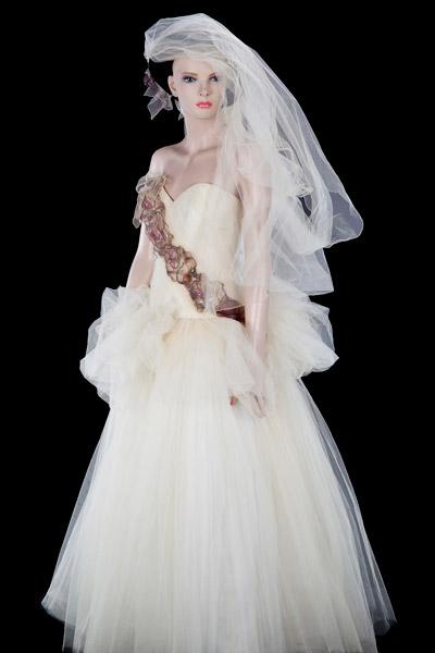 То самое свадебное платье Мадонны