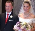 Мария Максакова совместила свадьбу и концерт