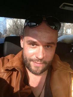 Максим Аверин прекрасен и с бородой