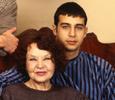 Бабушка Ивана Урганта живет вдали от семьи, несмотря на болезнь
