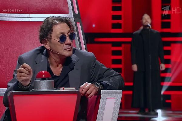 Григорий Лепс принял предложение телеканала после долгих раздумий