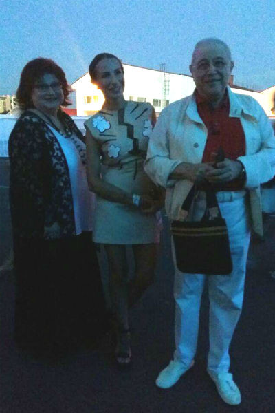 Евгений Петросян, Елена Степаненко и Анна Грачевская