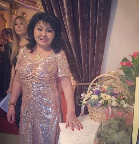 Нумеролог Клара Кузденбаева закатила шумную вечеринку для близких