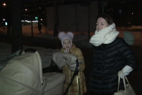 Дочь Красько мечтала о братике или сестренке