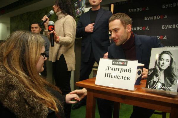 Шепелев остался в восторге от петербургской публики